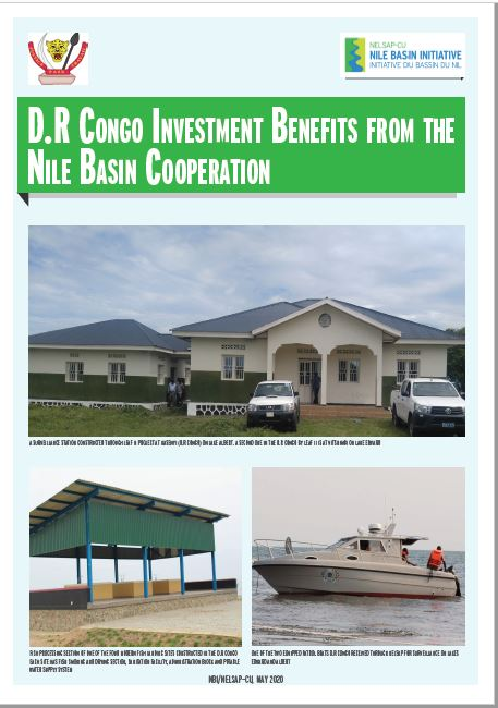 Cover DRC Investment Benefits from the Nile Basin Cooperation