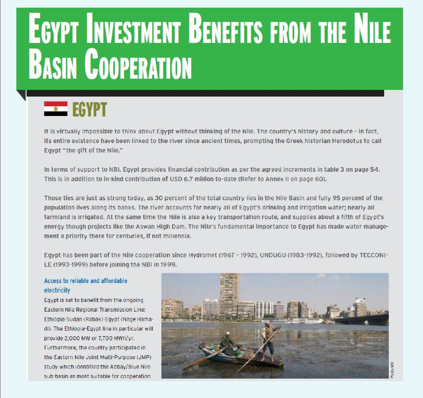 Cover Egypt Benefits