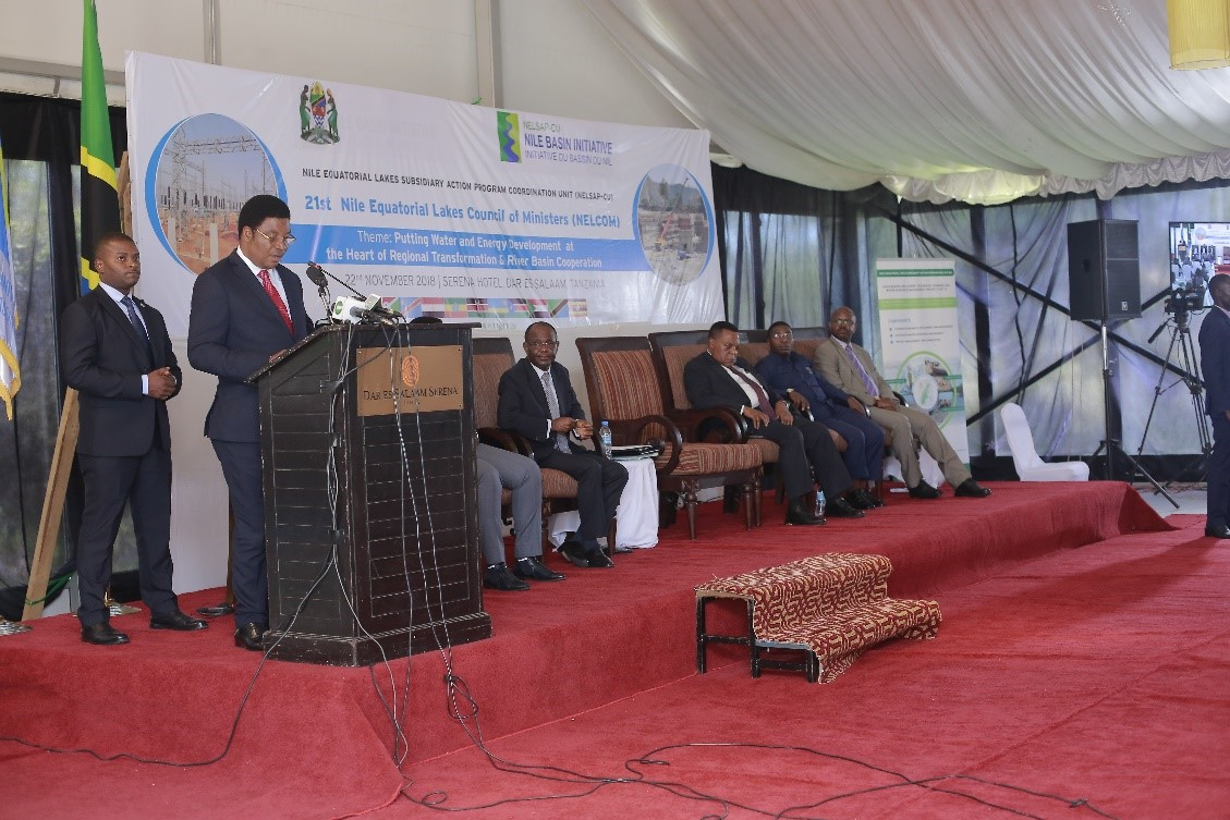 The-Tanzania-Prime-Minister-Hon-Kassimu-Majaliwa-Majaliwa-Delivering-His-Speech