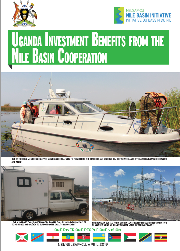 Uganda Investment Benefits from the Nile Basin Cooperation