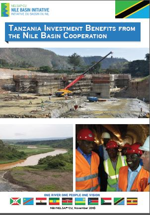 Tanzania Investment Benefits from the Nile Cooperation
