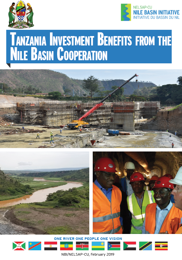Tanzania Investment Benefits from the Nile Basin Cooperation
