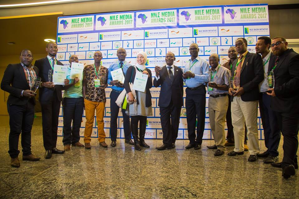 Nile Basin Journalists recognised for excellent reporting on Nile cooperation
