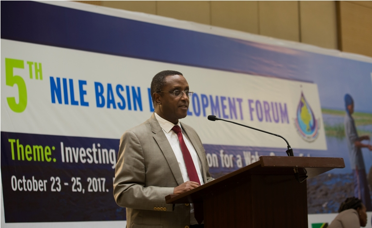 5th Nile Basin Development Forum in Kigali draws water experts from all over the world