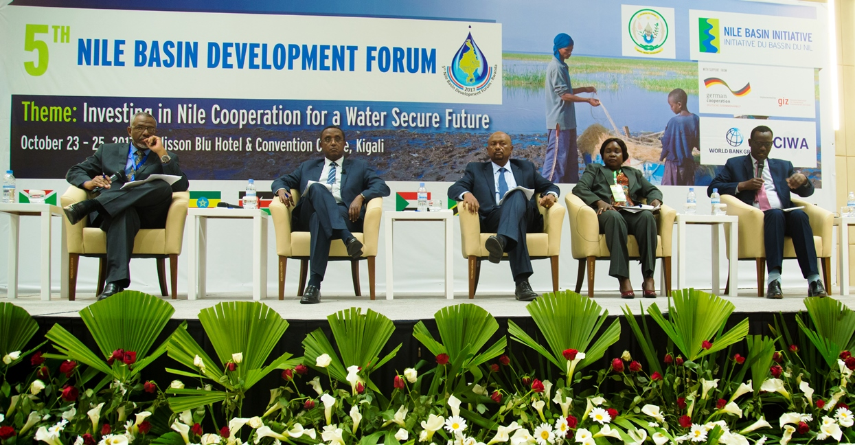 Nile Basin Member States to Boost Cooperation for Water Security
